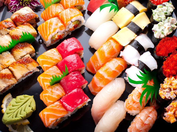 5 Tips to Enjoying Sushi Gluten Free