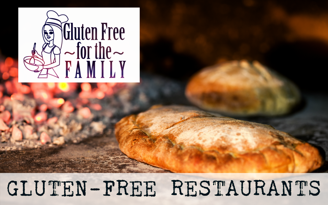 Restaurants Chains that Offer Gluten Free Menus