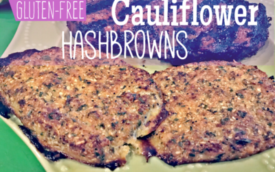 Cauliflower Hashbrowns